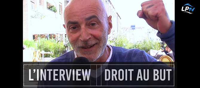 OM : l'interview Droit au but (2/2) avec Patrick Bosso