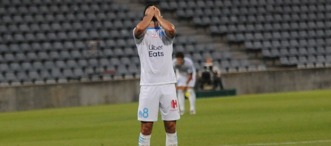 OM-Nantes : Sanson incertain