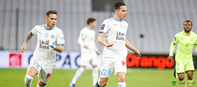 OM 2-0 Dijon : les notes de la presse