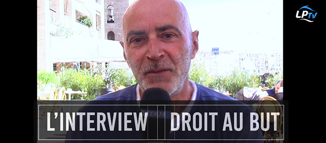 OM : l'interview Droit au but avec Patrick Bosso !