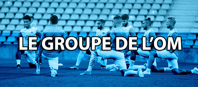 Montpellier-OM : le groupe olympien avec sept absents !