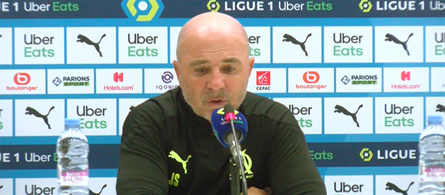 "Sampaoli : ""Nous souhaitons garder Cuisance"""