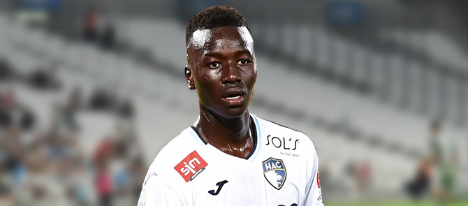 OM : Pape Gueye, atterrissage réussi