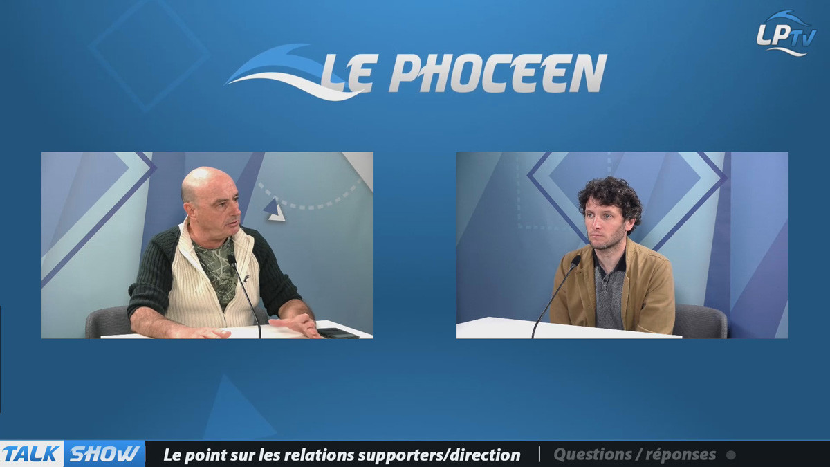 Talk Show du 03/05, Partie 3 : Le point sur les relations supporters/direction