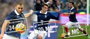 Le prix des Bleus : et Valbuena alors ?