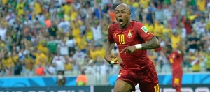 "Ayew : ""Aller le plus loin possible"""