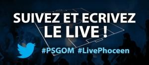 Suivre PSG-OM (2-0) en direct