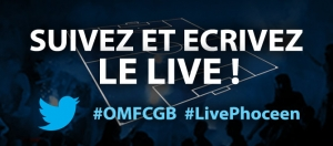 Suivre OM-Bordeaux (3-1) en direct
