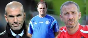 Bielsa, Roy, Zidane: un mercredi singulier