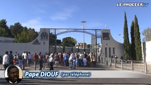 Diouf s'exprime sur l'affaire des écoutes