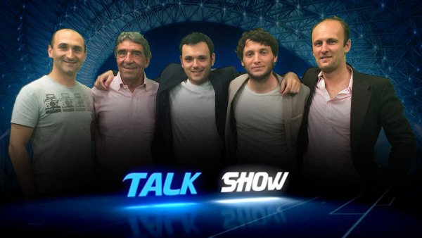 Talk Show du jeudi 10 avril 2014