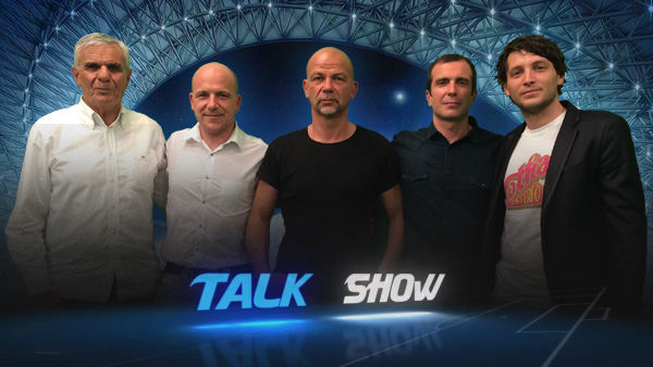 Talk Show du jeudi 17 avril 2014