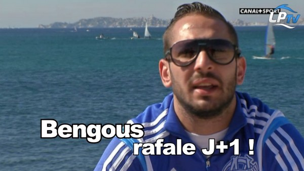 Bengous rafale J+1 !