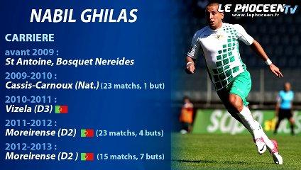 Présentation de Nabil Ghilas