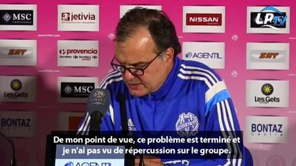 ETG 1-3 OM : la réaction de Bielsa