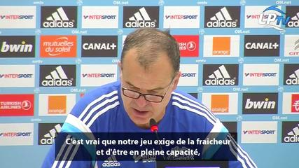 OM 2-0 Toulouse : la réaction de Bielsa