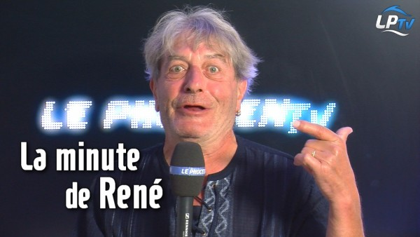 OM 4-0 Nice : la minute de René