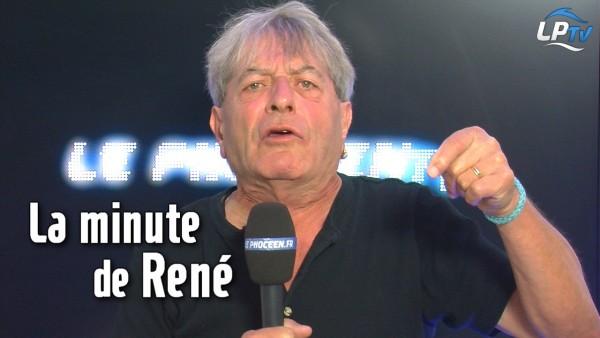 Vélodrome : le coup de gueule de René
