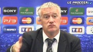 Deschamps face aux tensions...