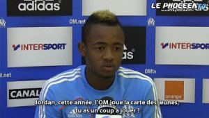 Jordan Ayew pose ses conditions