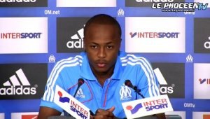 "A.Ayew : ""Le record, on n'y pense pas"""