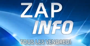 Zap Info tous les vendredi