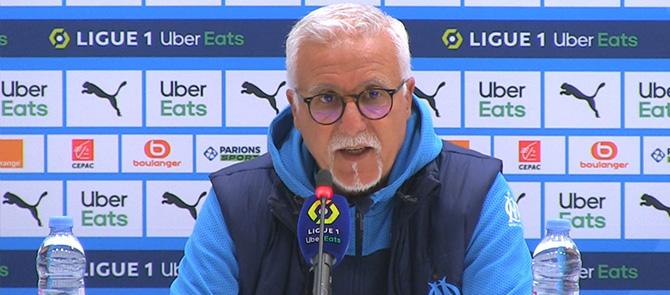 OM 1-1 Lyon : Larguet explique ses choix - Le Phoceen